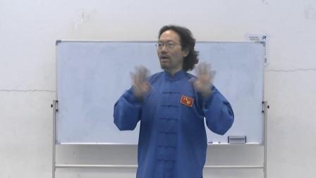 南开大学选修课八极拳纪实05