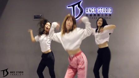 May J Lee编舞《支字舞》舞蹈教学练习室【TS DANCE】