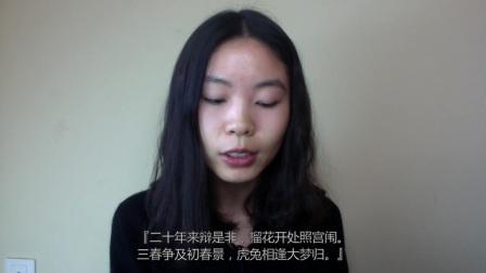 谶谣应用 | 金陵十二钗判词之元春、探春