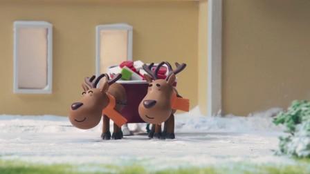 鹿出没之圣诞奇遇记