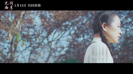 电影《无问西东》宣传曲《无问》MV