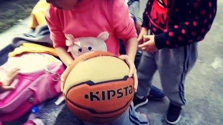 🏀放课后:包猪and同学们(球场打波)