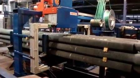 PET带全自动打包机 流水线规划 PM100 瑞士『FROMM』不锈钢钢管