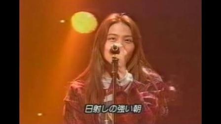 MANISH《捕捉闪耀的瞬间》1995年现场(灌篮高手OST)高桥美玲 西本麻里