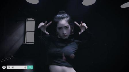 【派澜舞蹈】小曼老师爵士舞蹈教学展示《On My Own》