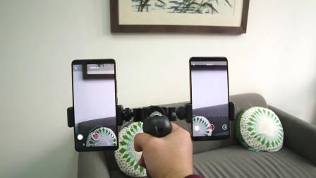 vivo X20Plus屏幕指纹版对比X20
