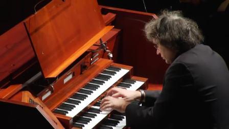 Thierry Escaich以巴赫与勃拉姆斯的主题的管风琴即兴演奏作品现场实况