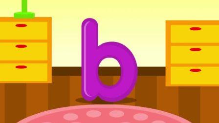 Alphabet---Letter Bb