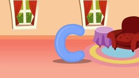 Alphabet---Letter Cc