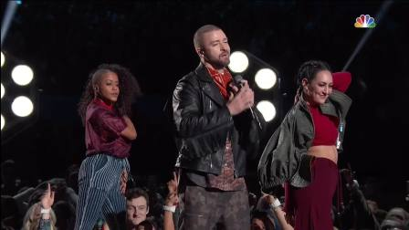 Justin Timberlake - (Live at Super Bowl LII Halftime Show 02-04-2018)