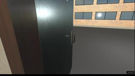 杨哥游戏总社 模拟小偷(银行版)打开银行门的瞬间好多金银财宝