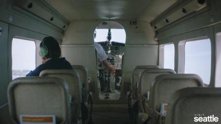 真正的旅行者体验-西雅图水上飞机