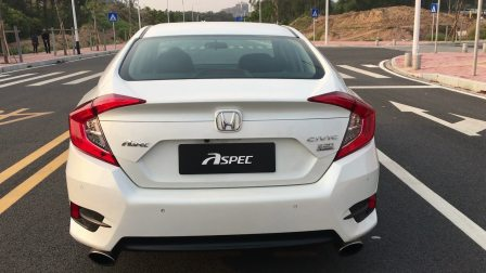 ASPEC Honda Civic(FC1) iDEAS智能阀门排气系统