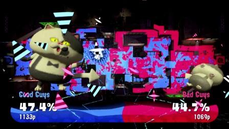 【昨日君&雪激凌】Splatoon2美服祭典:你喜欢哪种颜色的龟龟?