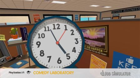 Comedy Laboratory Collection  - PSVR