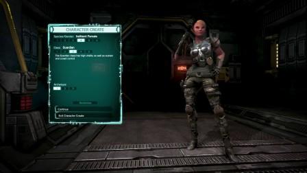 科幻TPS《反抗军2050》新视频
