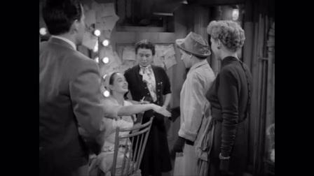 彗星美人  预告片 1950