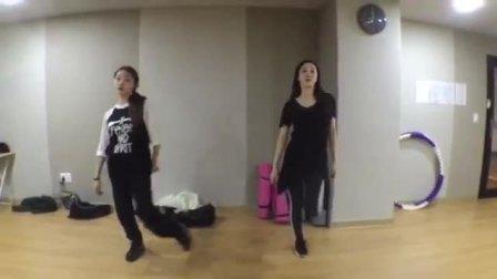 PRODUCE101 金请夏 & 吴书晶 善美的24小时也不够 舞蹈练习
