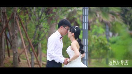 Mr. Zhong婚礼MV·拾玖社映像出品