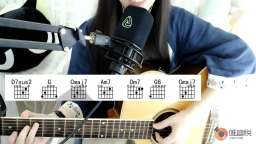 答案 唯音悦简单版拍弦吉他弹唱教学