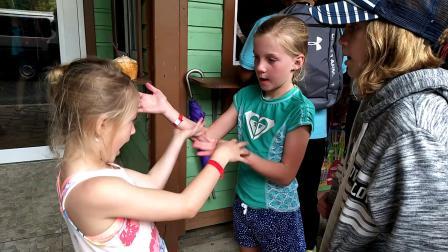 【6岁半】2-14哈哈游轮第三站加勒比海洪都拉斯video_075941