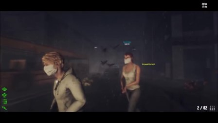 《死亡边境2》实机DEMO演示