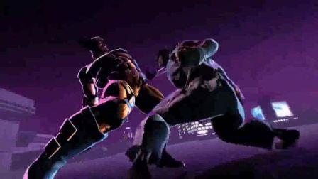 漫威VS卡普空Marvel vs Capcom 3开场CG(有台词版)