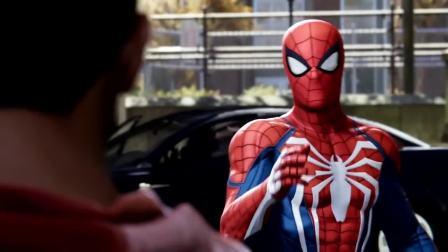 《蜘蛛侠》PS4版最终预告片