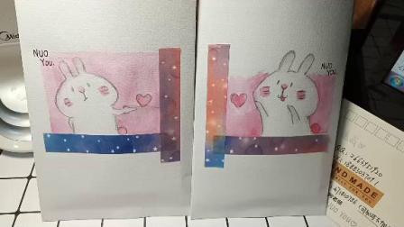 【诺幽】【七夕】暑假最后一更~偶像活动周边之兔兔虐狗系列