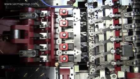 萨克玛发动机螺栓成型机