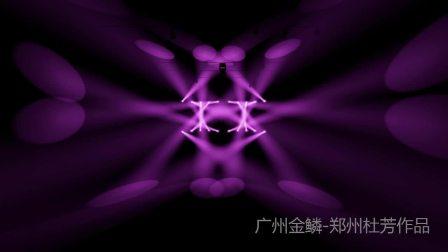 广州金鳞灯光师培训班杜芳作品
