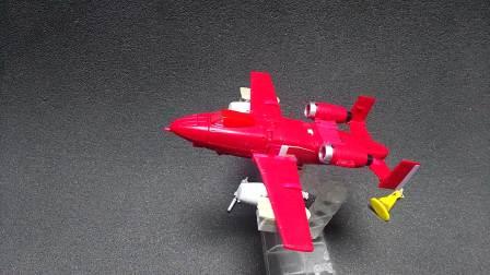 钟爱评测 变形金刚 第335期 pt滑翔机