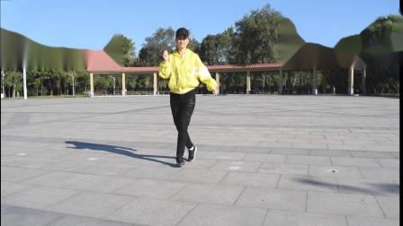 《雪山姑娘》小雪花广场鬼步舞 (花式十二) 编舞:百合