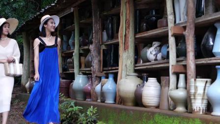 环球小姐在泰国,体验不同的泰北文化