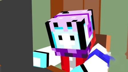 我的世界动画-MC版马里奥奥德赛-Naffy Zacky