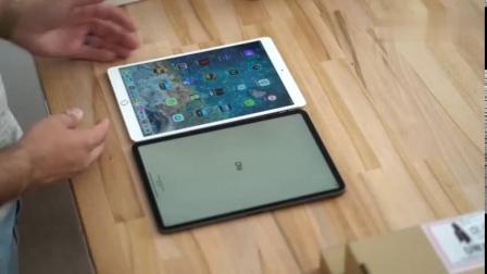 苹果新iPad Pro11寸对比老10.5寸iPad Pro