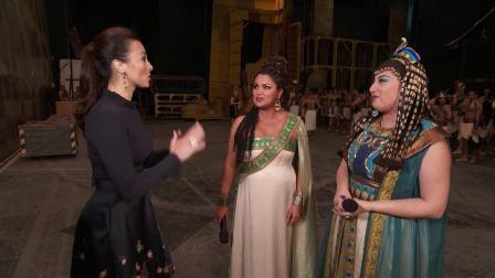 威尔第《阿依达》Verdi:Aida 2018.10.06大都会歌剧院Part II