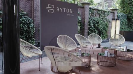TIME TO BE   BYTON欧洲巡展第三站:阿姆斯特丹