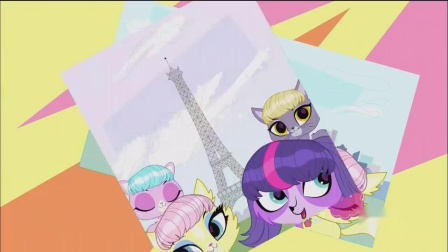 """Not Every Star Is In The Sky(Music Video From """"Littlest Pet Shop"""")"""