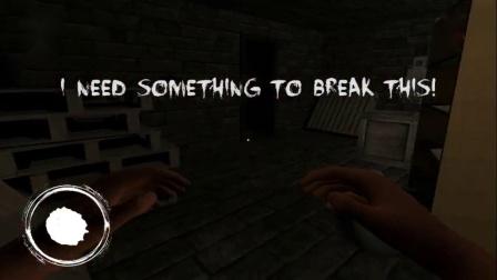 【失眠爱睡觉】恐怖游戏第二集 房子里怪异事件多端  失眠勇敢的冲了上去  结果,,[  感谢b站pinky冰凌734制作]'看片尾'