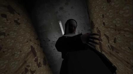 【失眠爱睡觉】恐怖游戏第三集 修女学院到底经历了什么?撒旦降临!(感谢b站pinky冰凌的制作)