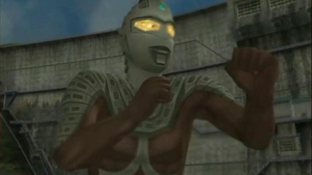 【汤米】(PS2)奥特曼格斗进化重生娱乐流程解说 第三期