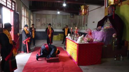 隆重纪念民族英雄「岳飞」诞辰九百一十六周年 总策划:岳国峰 中国高密