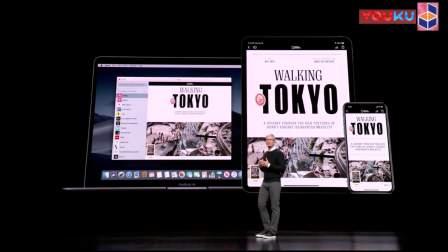 苹果2019新品发布会 3.26 中文同声传译