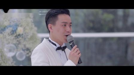 巴厘岛婚礼主持—伍代荣