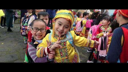柳州市文化系统幼儿园《紫荆花开 醉美柳州》
