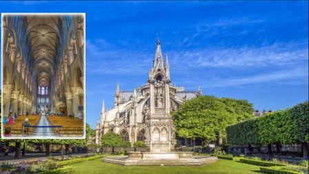 纪念曾经去过的地方《巴黎圣母院》
