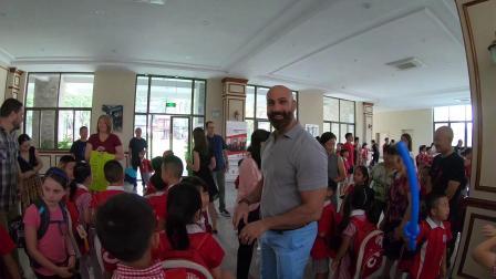 广州加拿大国际学校开学第一周