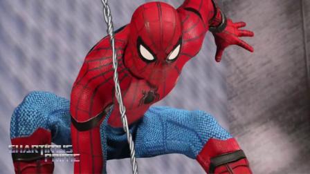 Mezco 蜘蛛侠 Spider-Man Homecoming 电影造型MCEU