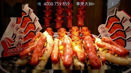 畅销台湾10大排名小吃  大肠包小肠、士林大香肠、狗王大热狗